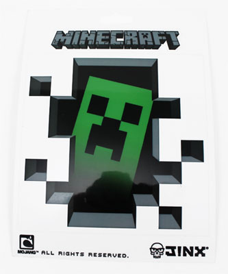 Creeper Inside - Minecraft Sticker