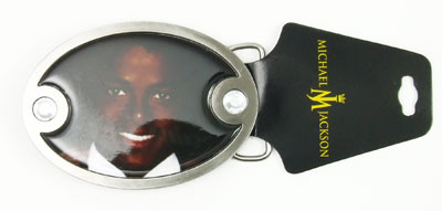 Off The Wall - Michael Jackson Belt Buckle