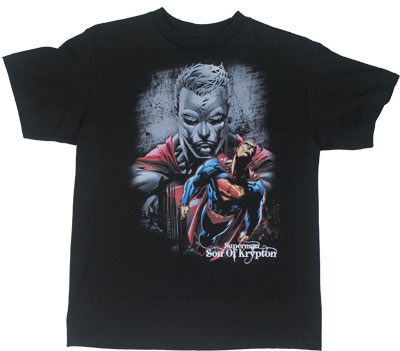 Son Of Krypton - Superman - DC Comics Youth T-shirt