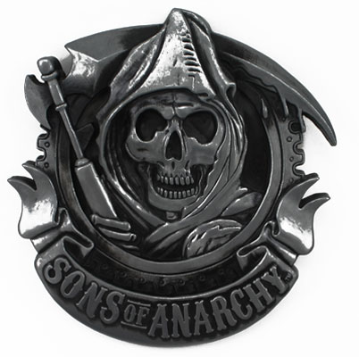 Sons Of Anarchy Belt Buckle