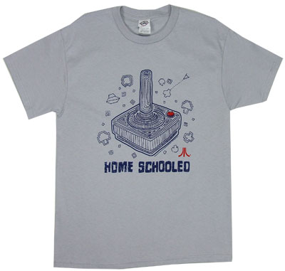 Home Schooled - Atari T-shirt