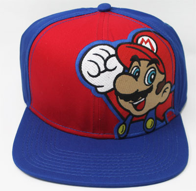 Mario - Nintendo Baseball Cap