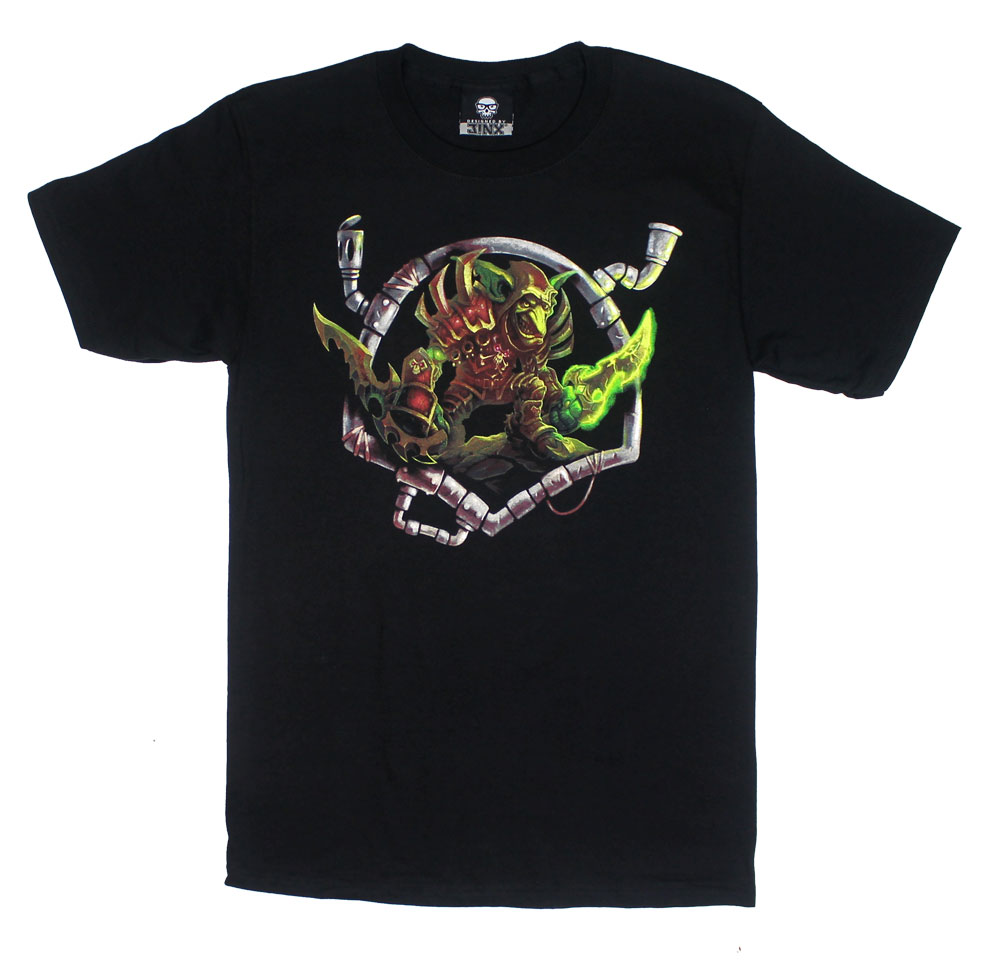 Goblin - World Of Warcraft T-shirt