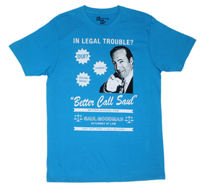 Call Saul - Breaking Bad T-shirt