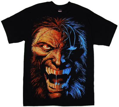 Midnight Snack - Wolverine - Marvel Comics T-shirt