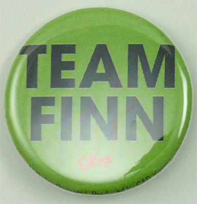 Team Finn - Glee Pin