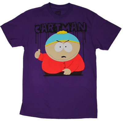 Cartman - South Park T-shirt