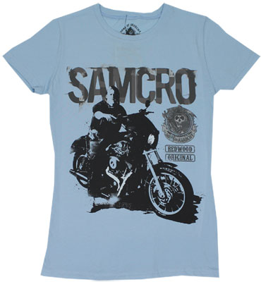 Samcro - Sons Of Anarchy Sheer Women&#039;s T-shirt