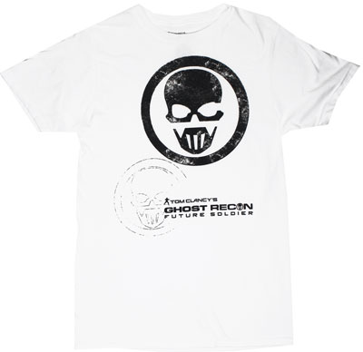 Ghost Recon Logo - Tom Clancy's Ghost Recon Future Soldier T-shirt