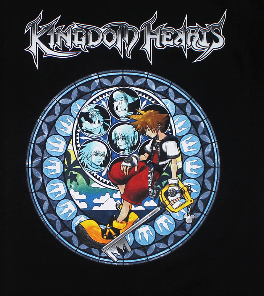 Circular Logic - Kingdom Hearts T-shirt