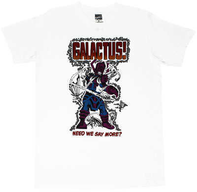 Galactus - Marvel Comics Sheer T-shirt