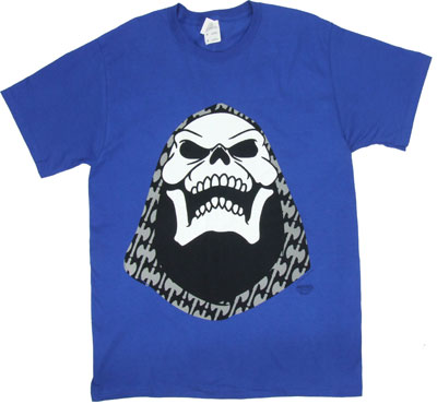 Skeletor Face - He-Man T-shirt