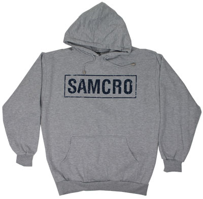 Sons Of Anarchy Hooded Sweatshirt