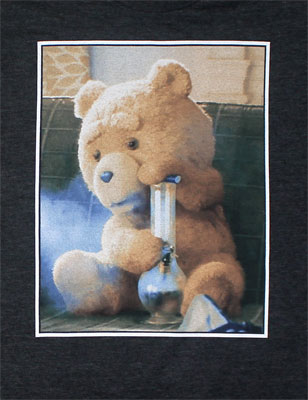 Ted With Bong - Ted T-shirt
