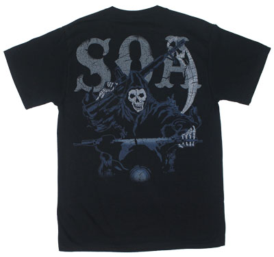 Reaper Riding - Sons Of Anarchy T-shirt