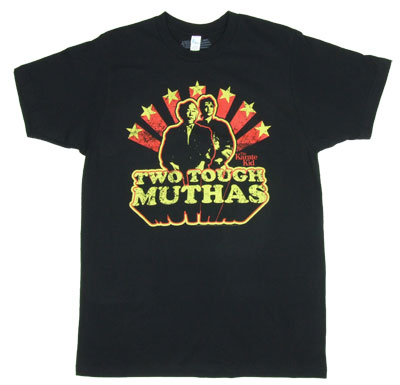 Two Tough Muthas - Karate Kid Sheer T-shirt