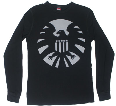 S.H.I.E.L.D. Logo - Marvel Comics Thermal