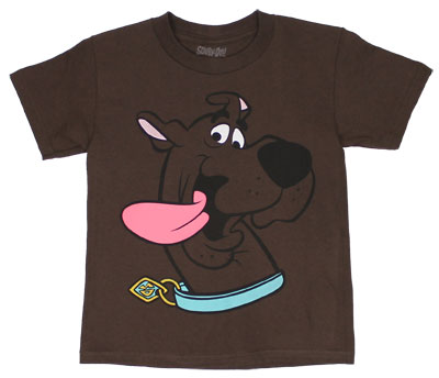 Scooby Doo Juvenile T-shirt