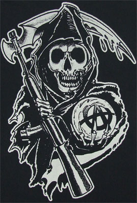 Classic Reaper - Sons Of Anarchy T-shirt
