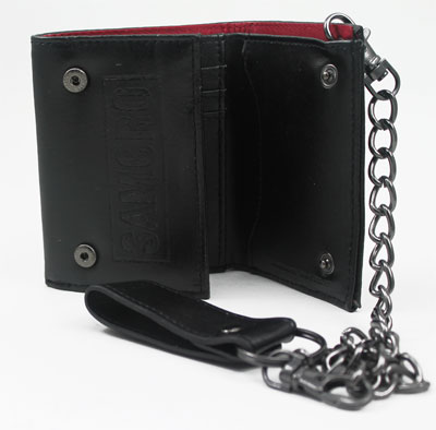 Sons Of Anarchy Chain Wallet