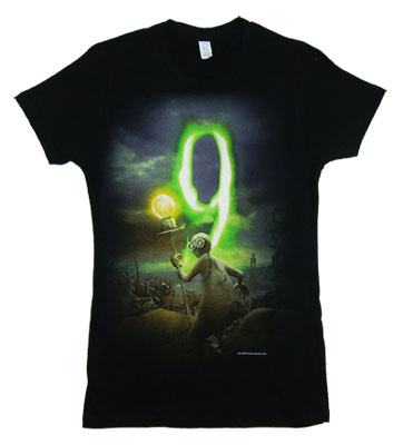 9 Sheer Women's T-shirt