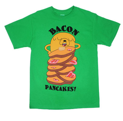 Bacon Pancakes - Adventure Time T-shirt