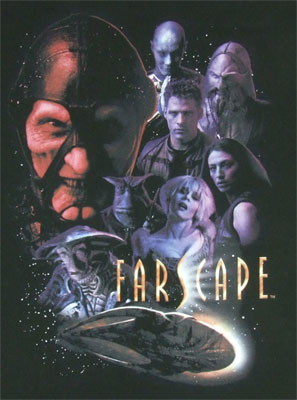 Criminally Epic - Farscape T-shirt