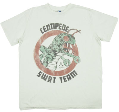 Centipede Swat Team - Junk Food Men&#039;s T-shirt