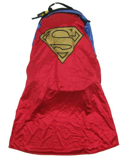 Superman Cape - DC Comics Backpack