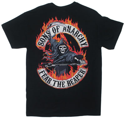 Fear The Reaper - Sons Of Anarchy T-shirt