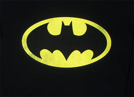 Batman Logo - DC Comics Hooded Sweatshirt
