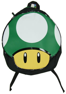 One Up Mushroom - Nintendo Backpack