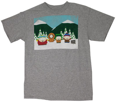 Classic Crew - South Park T-shirt