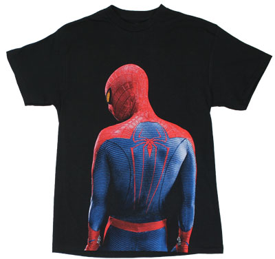 Behind You - Amazing Spider-Man T-shirt