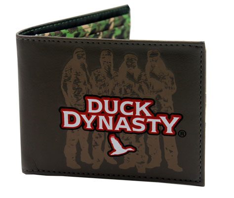 Duck Dynasty Wallet