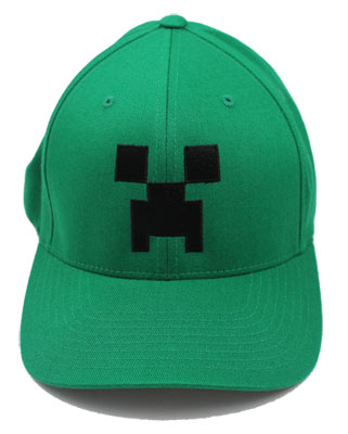 Creeper - Minecraft Baseball Cap
