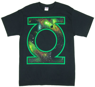 Space Within - Green Lantern - DC Comics T-shirt