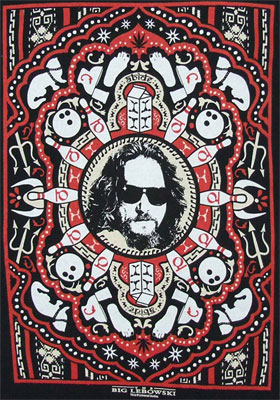 The Rug - Big Lebowski T-shirt