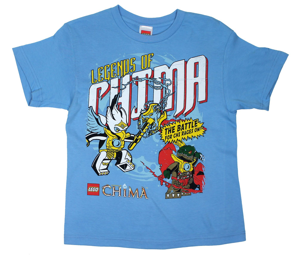 Legends Of Chima - LEGO Chima Youth t-shirt
