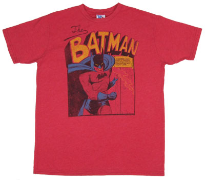 The Batman - Junk Food Men's T-shirt