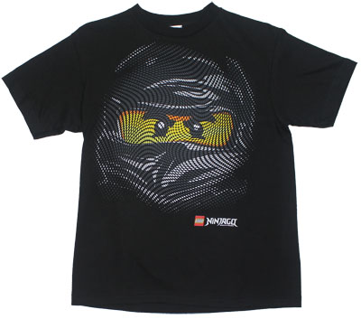 Cole Face - LEGO Ninjago Youth T-shirt