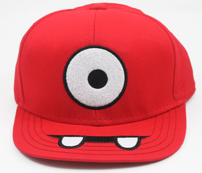 Muno Face - Yo Gabba Gabba Toddler Baseball Cap