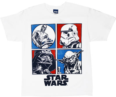 Star Profile - Star Wars Youth T-shirt