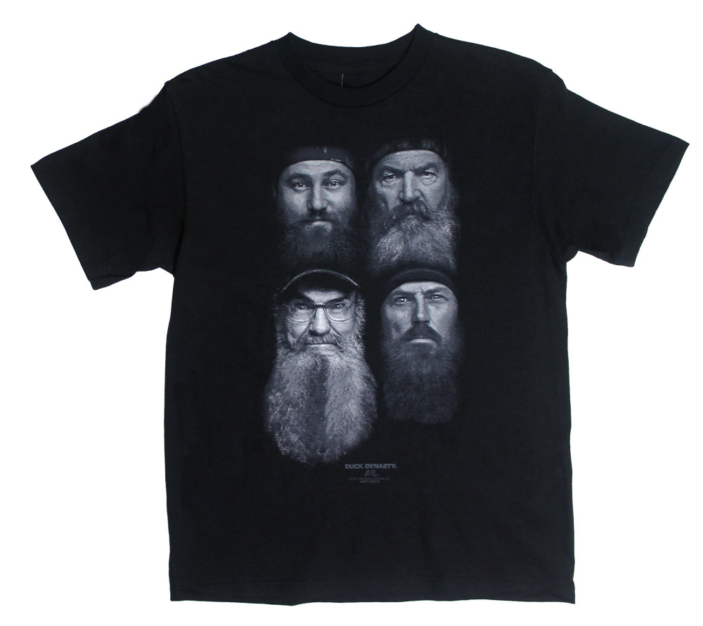 Fear The Beard - Duck Dynasty Youth T-shirt