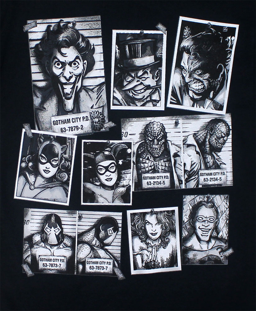 Rogues - DC Comics T-shirt