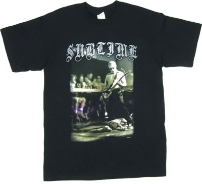 Bradley On Stage - Sublime T-shirt