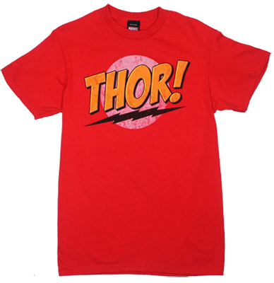 Thor! - Marvel Comics T-shirt