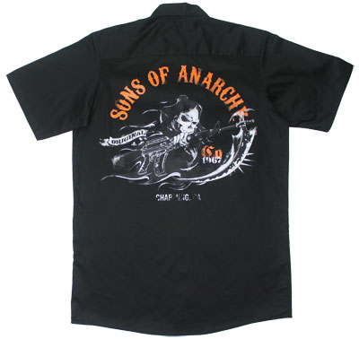 Charming, CA - Sons Of Anarchy T-shirt