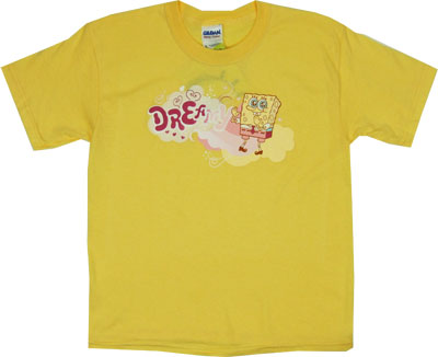 Dreamy - Spongebob Squarepants Boys T-shirt