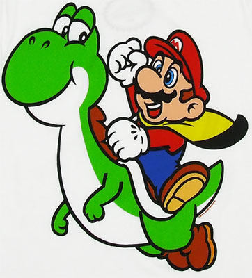 pin mario riding yoshi coloring page free pages on pinterest